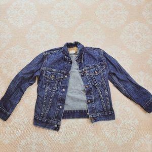 Levi's Vintage Denim Jean Jacket Size 12